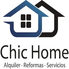 Chic Renting User Profile