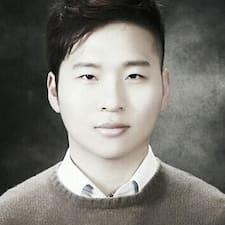 Профиль пользователя Hyung Min
