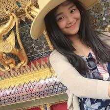 โพรไฟล์ผู้ใช้ Yujie