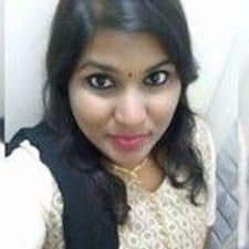 Perfil do usuário de Vidhya Lakshmi