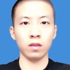 Henkilön Jing käyttäjäprofiili