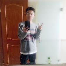 Perfil do usuário de 续