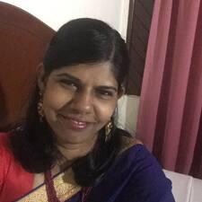 Profil utilisateur de Santha Mary