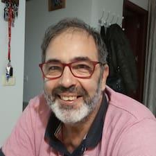 Profil utilisateur de Sabato