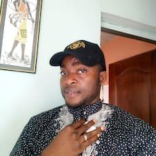 Olusina felhasználói profilja