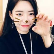 Profil korisnika Yewon