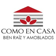 Comoencasa User Profile