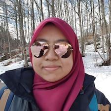 Sofia Rehan User Profile