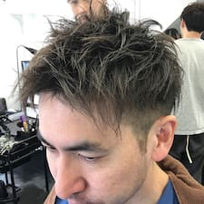 Shuji - Uživatelský profil