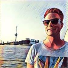 Perfil do utilizador de Gijs