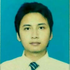 Ginanjar Chandra felhasználói profilja