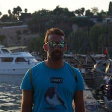 Alvaro felhasználói profilja
