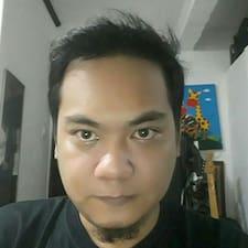 Alvin felhasználói profilja
