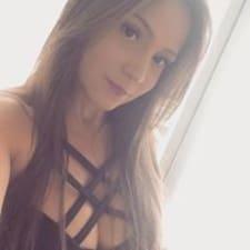 Thaline felhasználói profilja