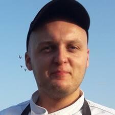 Profil utilisateur de Maksymilian