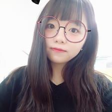 Profil utilisateur de Chohee