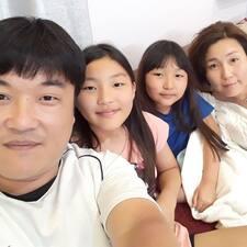 Profil utilisateur de Sang Hoon