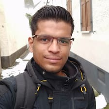 Tejas User Profile