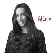Perfil de usuario de Aline