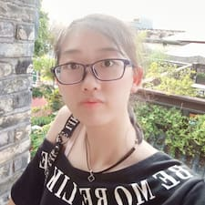 Perfil do utilizador de 玉涵
