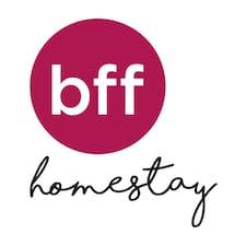 Bff的用戶個人資料