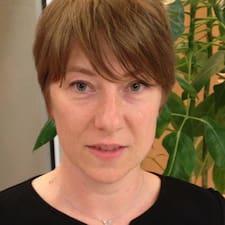 Perfil do utilizador de Cécile