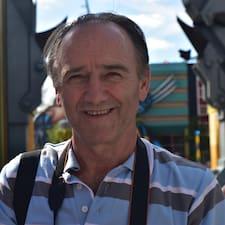 Profil Pengguna Mario Ruben