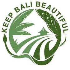 Puji From Keep Bali Beautiful