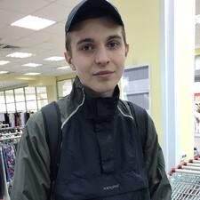 Паша felhasználói profilja