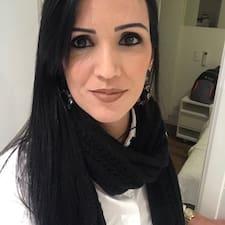 Profilo utente di Cândida Aline