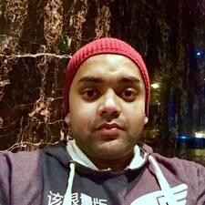 Arashdeep User Profile