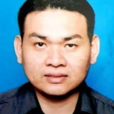Yih Horng felhasználói profilja