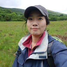 Sungeun felhasználói profilja