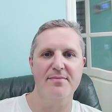 Sergii felhasználói profilja