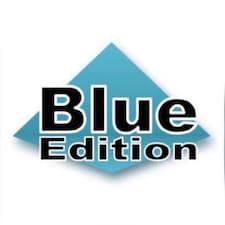 Profil utilisateur de Blue