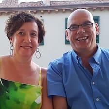 Henkilön Gerard & Anita käyttäjäprofiili