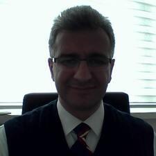 Henkilön Mehmet Akif BAKTIR käyttäjäprofiili