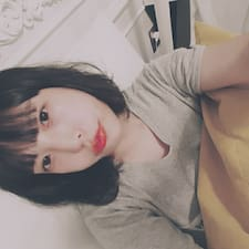 Profil utilisateur de 송이