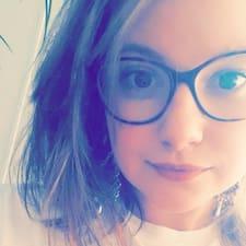 Angéline felhasználói profilja