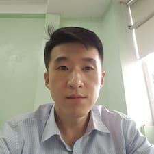 Gebruikersprofiel Kiwon