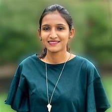 Profil utilisateur de Tanvi