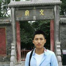 Användarprofil för Yiming