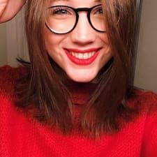 Josephine - Uživatelský profil