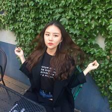 Perfil do usuário de Jeongeun