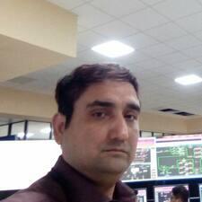 Användarprofil för Syed Mohammad Sharib
