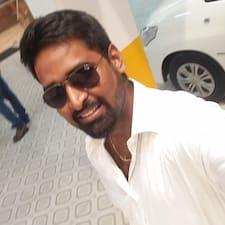 Gebruikersprofiel Karpagha Janani