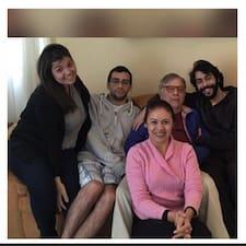 Família Piscitelli felhasználói profilja