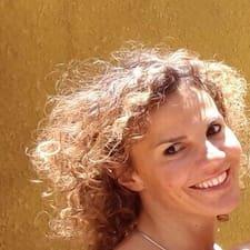 Henkilön Isabella käyttäjäprofiili