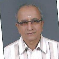 Aravind Kullanıcı Profili
