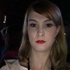 Profil utilisateur de Tarsia Paula
